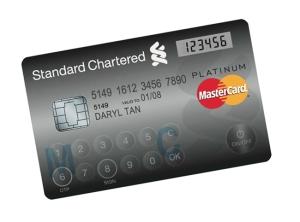 Mastercard-LCD-Screen